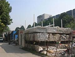 黄山某某建材厂拉伸缠绕膜使用现场